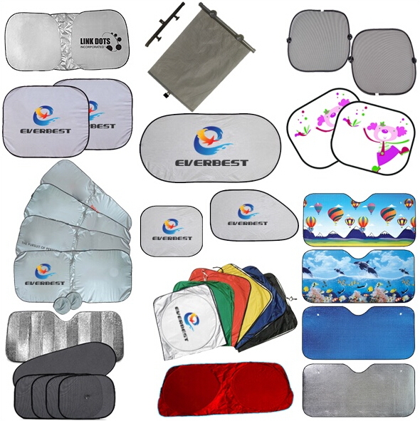 Top Quality Cheap Custom Printing Tyvek Car Sunshade,Promotion Side Window Tyvek Car Sun Shade,Real Sunshade