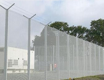 2016 airport fence/security electric fence/prison security fence