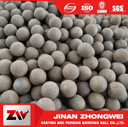 Wear-resistant Forged steel grinding ball