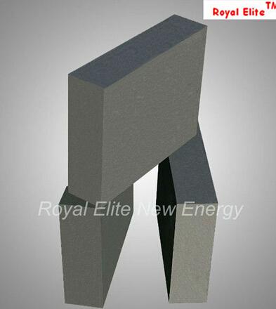 Fine Grained Graphite Blocks