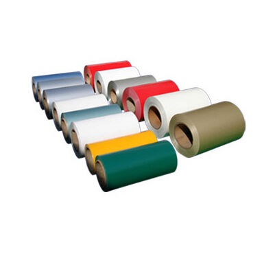 Color Painted Aluminum Coil
