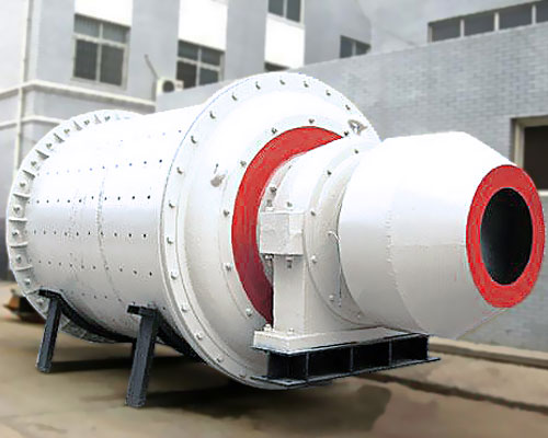 Barite Ball Mill