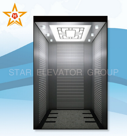 Safe and stable performance passenger lift price