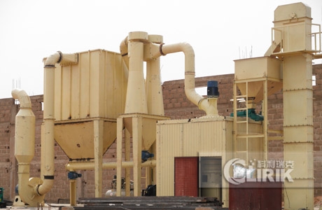 Dolomite Grinding Mill