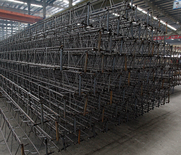 steel bar truss girder with workable price
