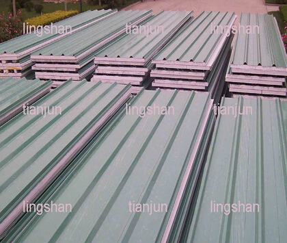 LS-SP-ER sandwich panel