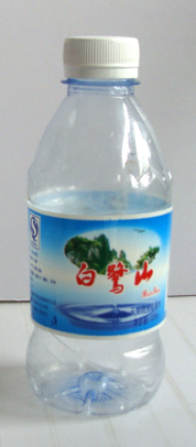 Egrets mountain spring Mineral water