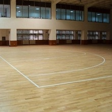 Latest Economical Price maple hardwood sports flooring