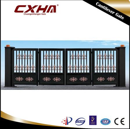 Metal Automatic Flexible Retactable Gate