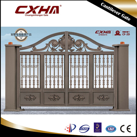 Garden Main Entrance Automatic Swing Gate
