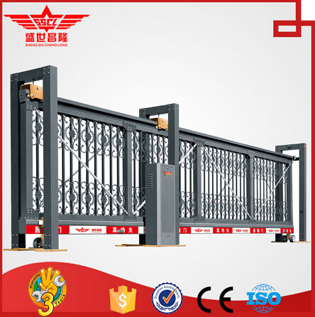 Factory Industrial Main Gate with Smart Electric Motor L1505