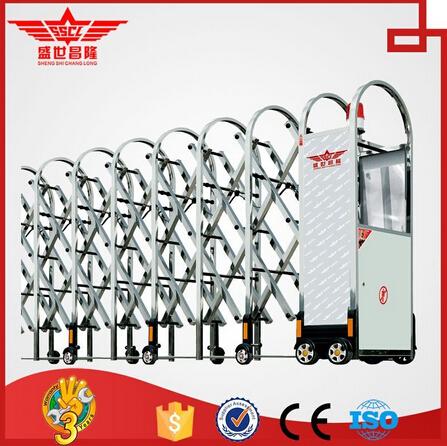 Automatic sliding gate/retractable gate-J1520