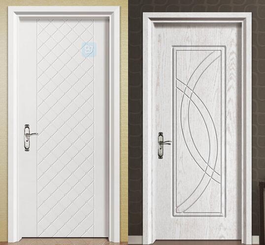 RONGO single-leaf wooden door