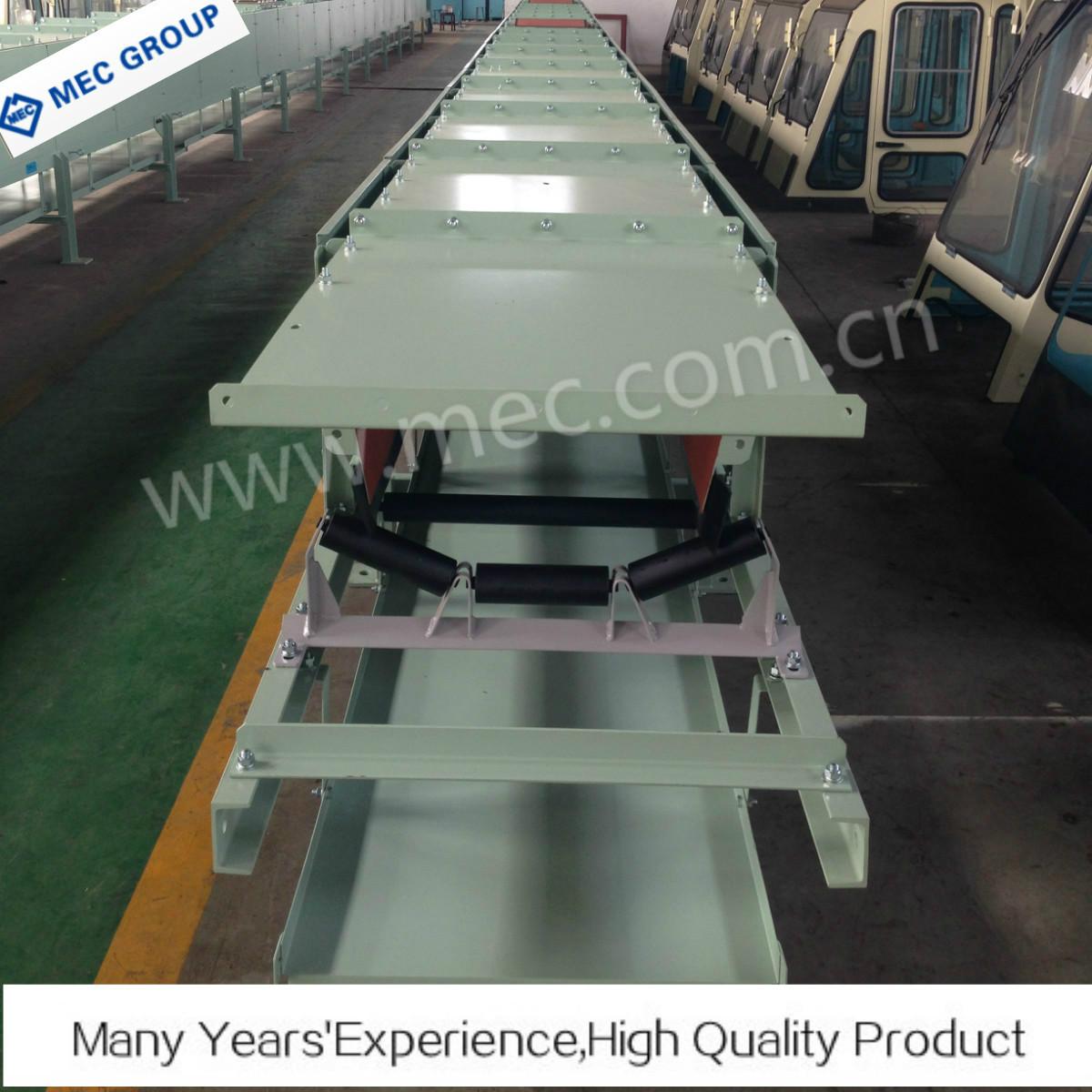 Dalian manufacturer ,Outsourcing services High quality Rubber Belt Conveyer/Apron Conveyer