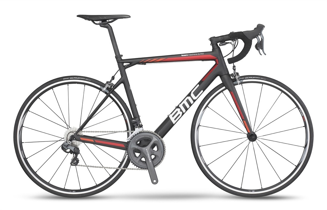 2016 BMC Teammachine SLR02 Ultegra Di2 Bike