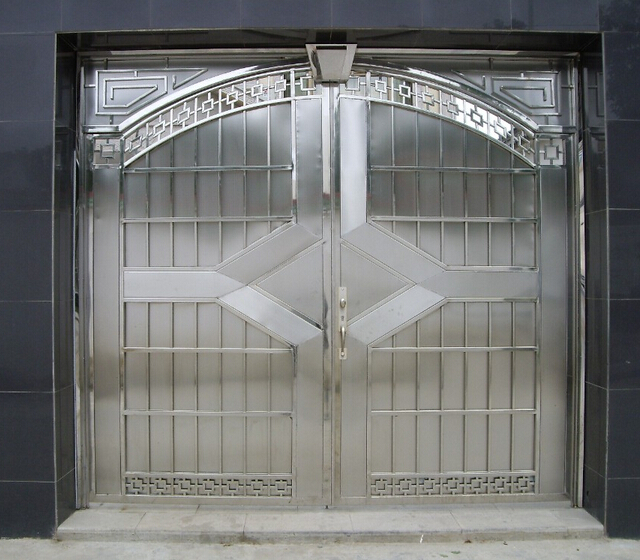Best quality stainless steel door design