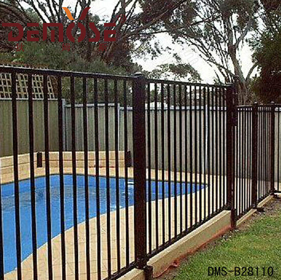exterior custom used aluminium pool fence