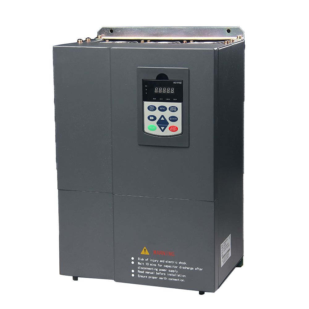 3phase 380v 22kw frequency inverter VFD 50hz to 60hz