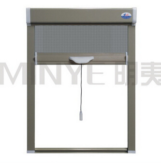 electric rolling screen fly screen adjustable fly screen expandable fly screen