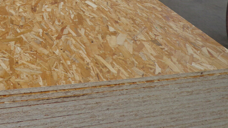 low price waterproof 6mm OSB board in sale