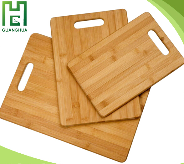 Eco-Friend Strong Bamboo Wood Cutting Board / Cutting board set