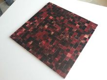 25*25 mm resin mosaic tiles