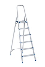 Household aluminum ladder