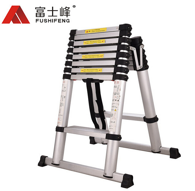 Aluminum A Type Extension Ladder parts with en131