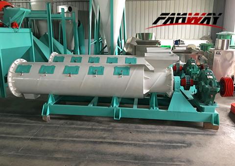Animal Manure Organic Fertilizer Production Line