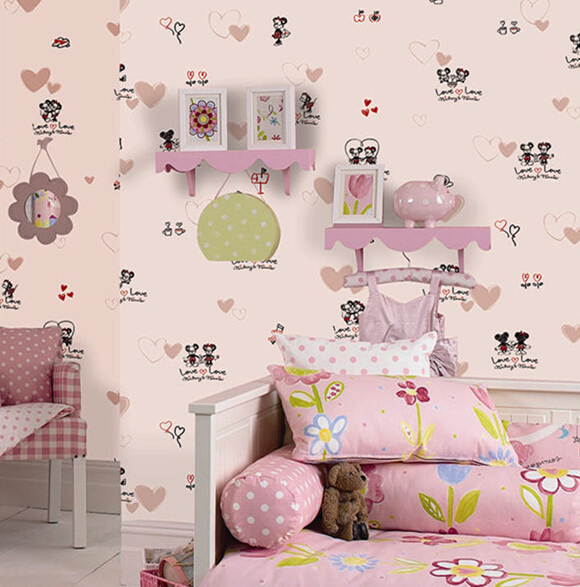 3d kids wallpaper for boys and girls teenage rooms