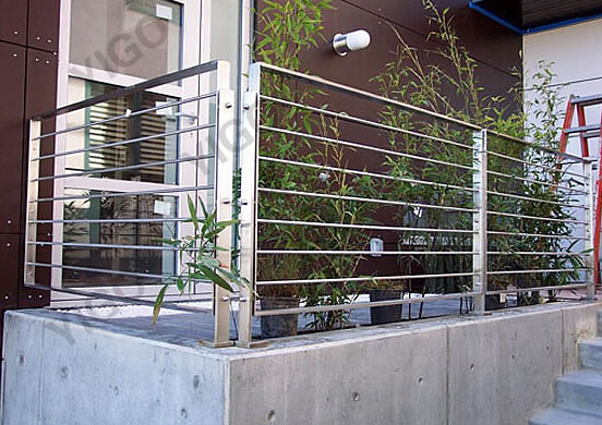 Hot Selling Prices Of Stainless Steel Balcony Railing Designs