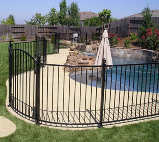 DIY pool Fencing Designs from Fencing Company