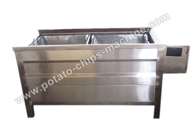 Electric Potato Blanching Machine