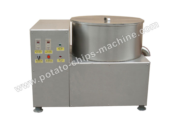 Potato Chips Dewatering Machine