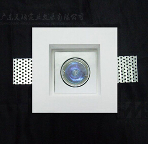 the most beautiful and grace invisible Gypsum/led panel light