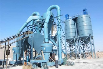 30-425 Mesh High Pressure Mill, Raymond Grinding Mill for Sale