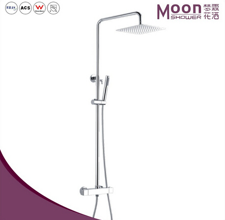 High Quality Thermostatic shower column/ Rain shower set
