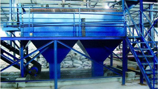 Compound Fertilizer Production Line 30,000 tons/year Extrusion Granulator Line