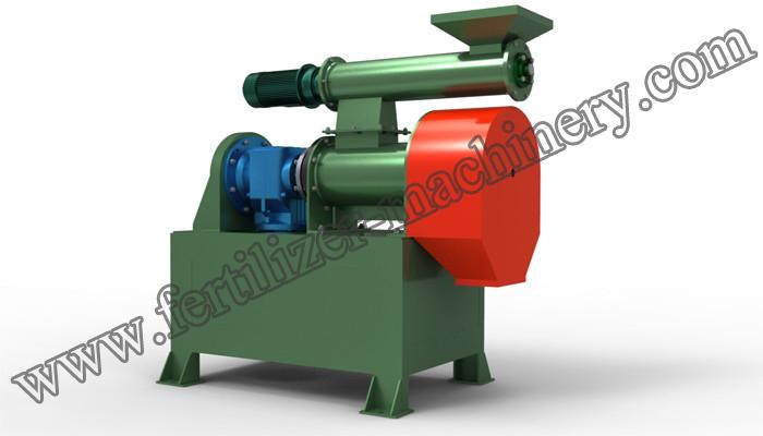 Double-mode Fertilizer Granulator Machine-Low Energy Consumption