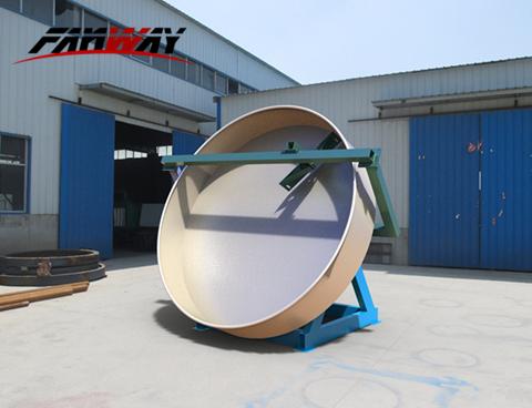 Disc Pan Fertilizer Granulator For Sale