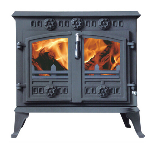 cast iron wood burning boiler stoves(JA006B)