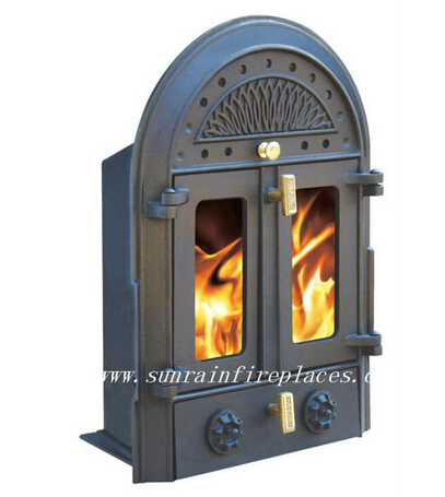 cast iron inset stove/insert stove/inset stove(JD001)
