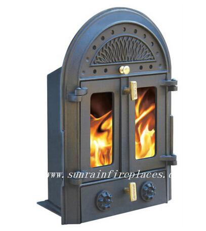 cast iron inset stove/insert stove/inset stove(JD001)