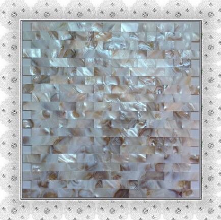 natural MOP mosaic Top quality stylish sea shell mosaic