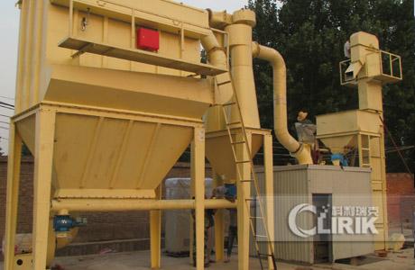 Manufacturer High Efficiency Calcite Powder Making Machine