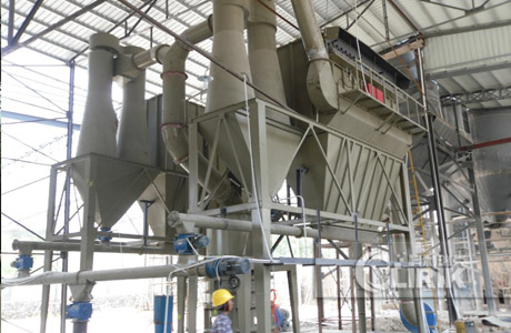 Dolomite Powder Making Machine with Large Capacity