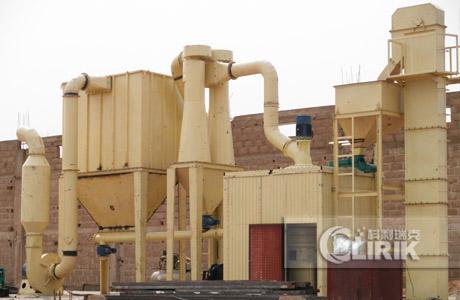 Gypsum Powder Grinding Machine Made in China
