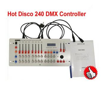 Mini DMX 512 disco 240 controller