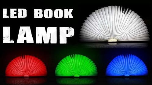 goldmore folding led book light use for reading room or outside,USB 32 led bbok light ,rechargeable led book lamp