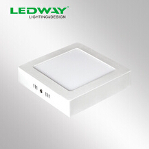 LED Square Surfaced Mounted Panel Light 24W